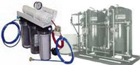 Water Treatment, Filter, Chemical, Reverse Osmosis